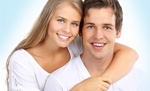 whitening_couple Making a Choice: Invisalign vs. Braces