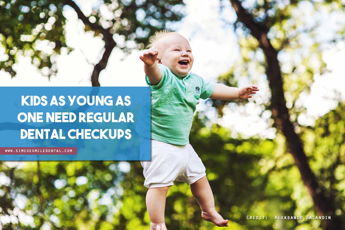 Kids-as-young-as-one-need-regular-dental-checkups How to Make Your Child's Dental Checkup Go Smoothly