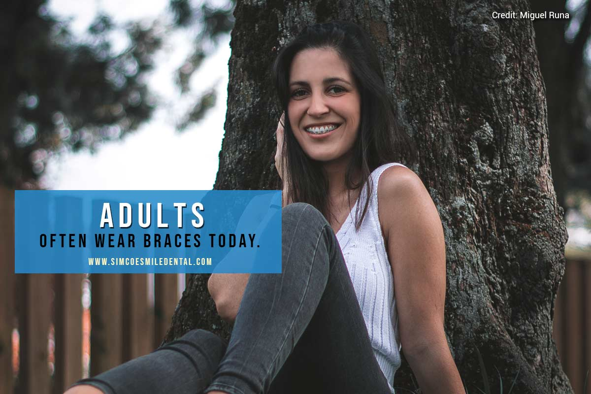 Adults-often-wear-braces-today How Do I Know If I Need Braces