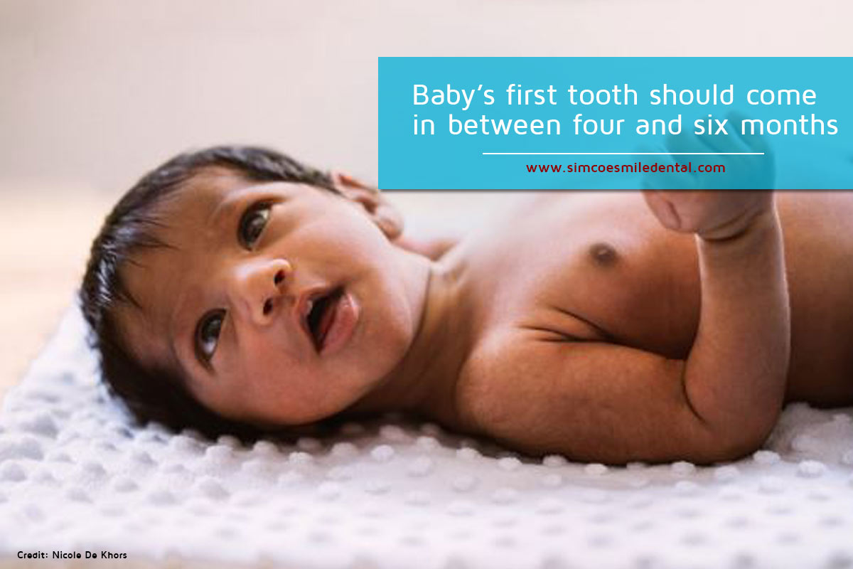 Babys-first-tooth-should-come-in-between-four-and-six-months What New Moms Should Know About Baby Teeth