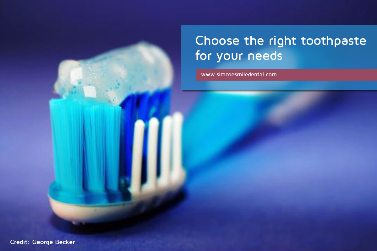 Choose-the-right-toothpaste-for-your-needs Practical Strategies for the Care of Sensitive Teeth