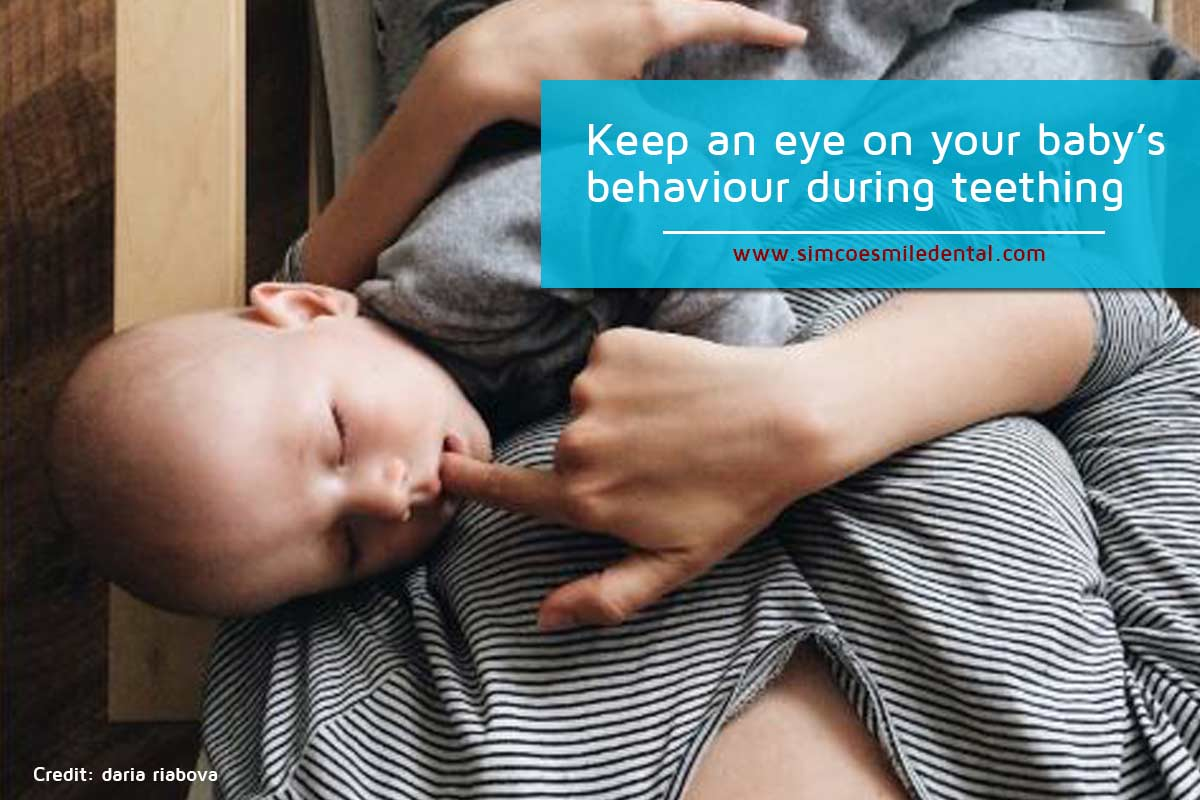Keep-an-eye-on-your-babys-behaviour-during-teething What New Moms Should Know About Baby Teeth