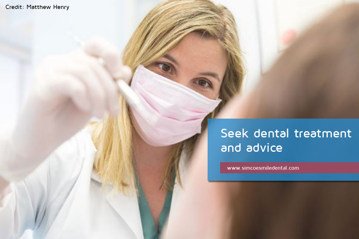 Seek-dental-treatment-and-advice Practical Strategies for the Care of Sensitive Teeth