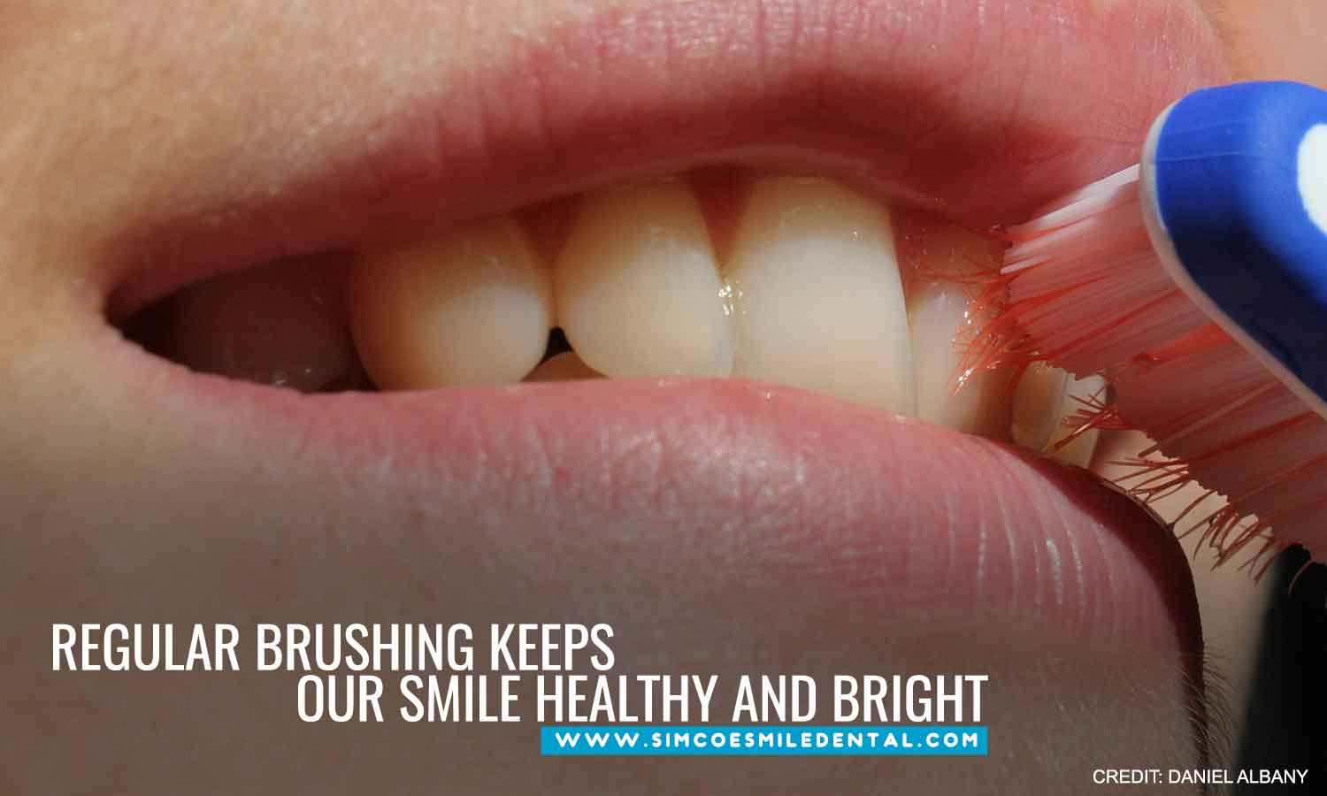 Regular-brushing-keeps-our-smile-healthy-and-bright How to Help Your Toothbrush Take Care of Your Teeth