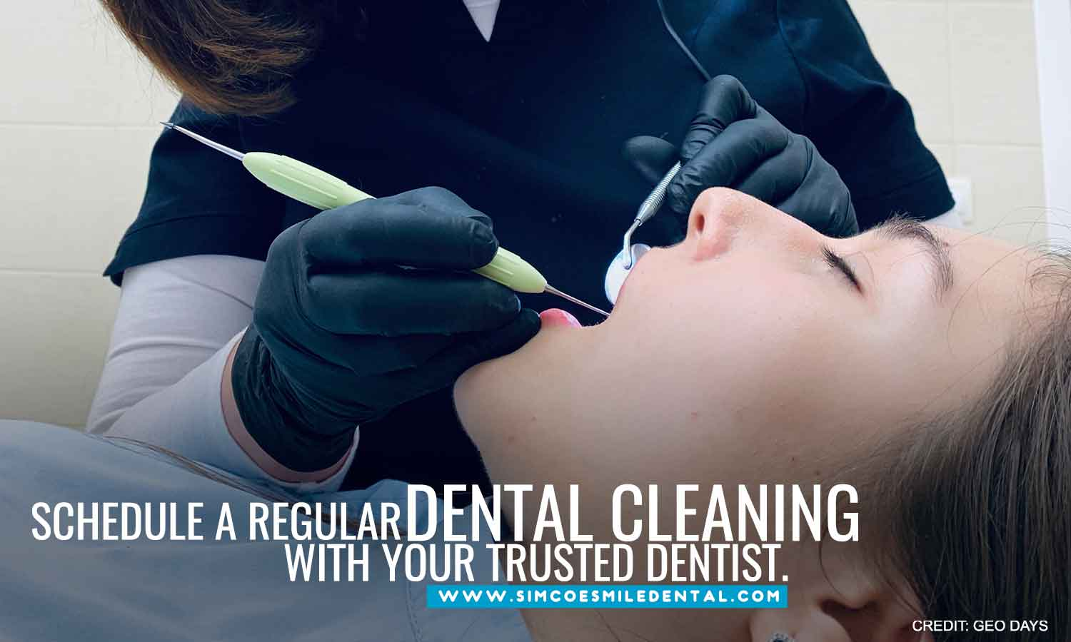 Schedule-a-regular-dental-cleaning-with-your-trusted-dentist How to Help Your Toothbrush Take Care of Your Teeth