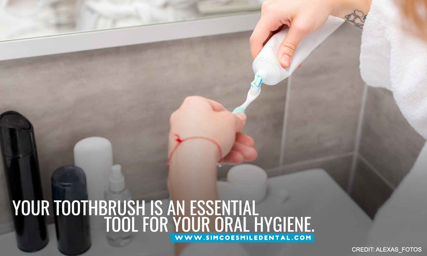 Your-toothbrush-is-an-essential-tool-for-your-oral-hygiene How to Help Your Toothbrush Take Care of Your Teeth