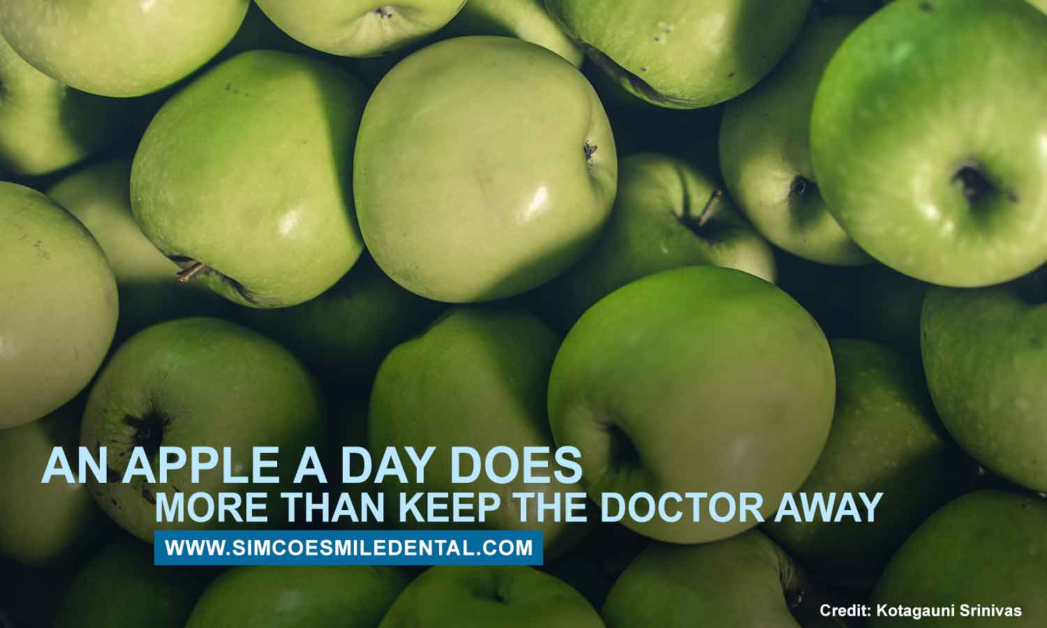 An-apple-a-day-does-more-than-keep-the-doctor-away Food And Your Oral Health