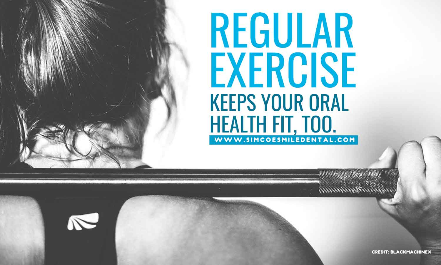Regular-exercise-keeps-your-oral-health-fit-too How A Healthy Lifestyle Can Preserve Your Oral Health