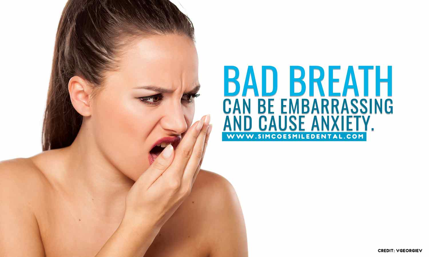 Bad-breath-can-be-embarrassing-and-cause-anxiety Dental Problems You Should Never Ignore