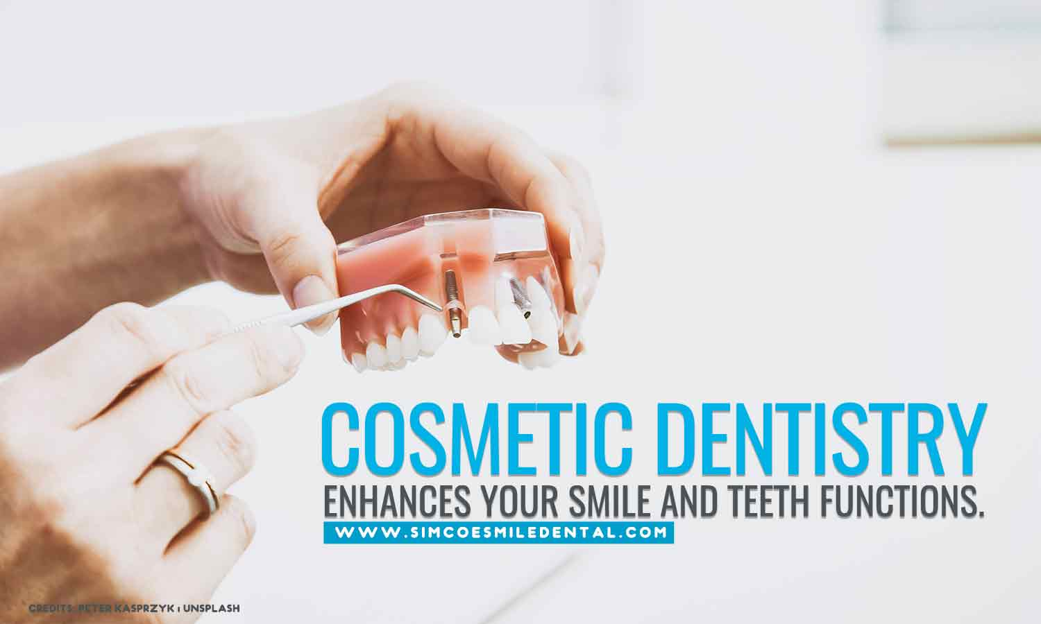 Cosmetic-dentistry-enhances-your-smile-and-teeth-functions Improve Your Smile with Cosmetic Dentistry