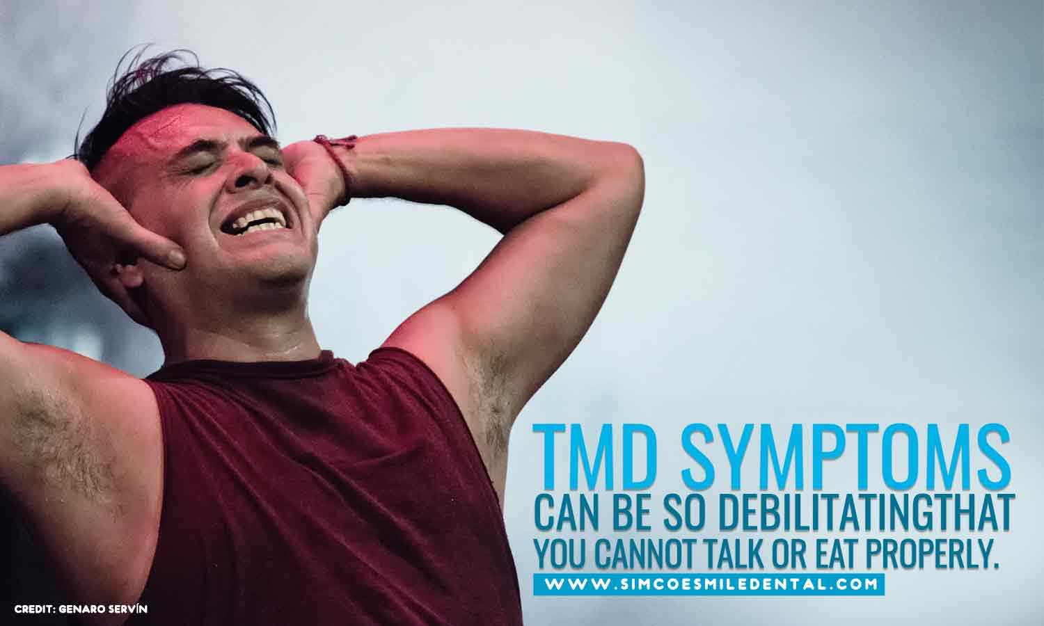 TMD-symptoms-can-be-so-debilitating-that-you-cannot-talk-or-eat-properly Dental Problems You Should Never Ignore