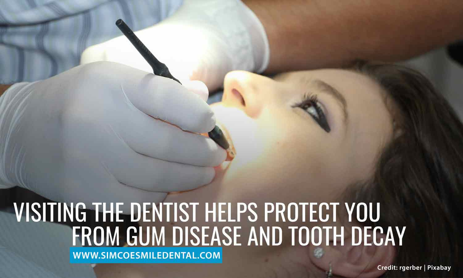 Visiting-the-dentist-helps-protect-you-from-gum-disease-and-tooth-decay How Poor Oral Hygiene Affects Overall Health