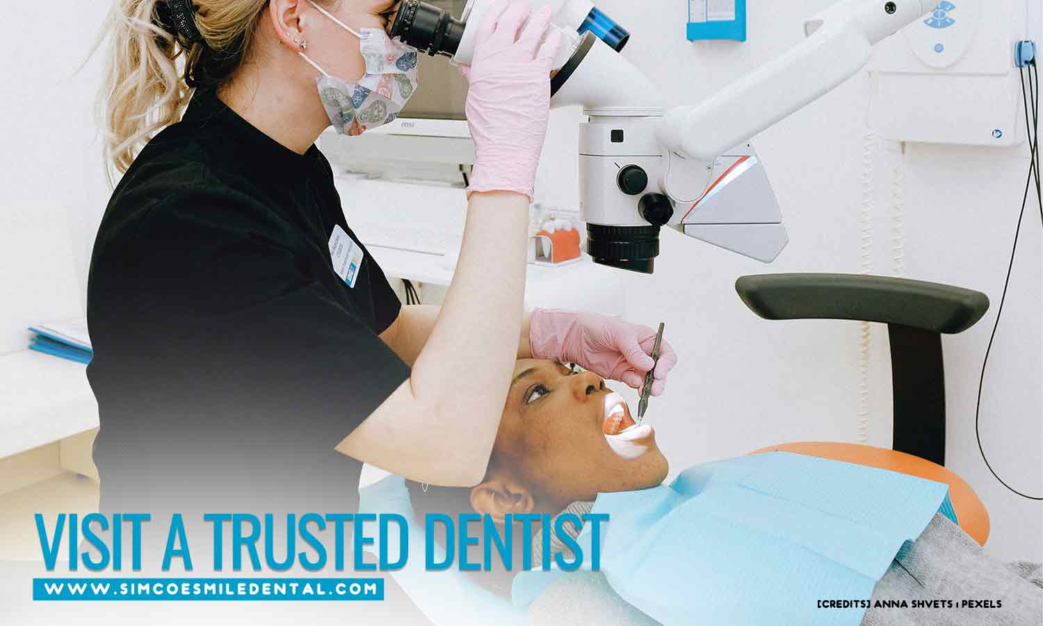 Visit-a-trusted-dentist What to Expect From Invisalign Treatment