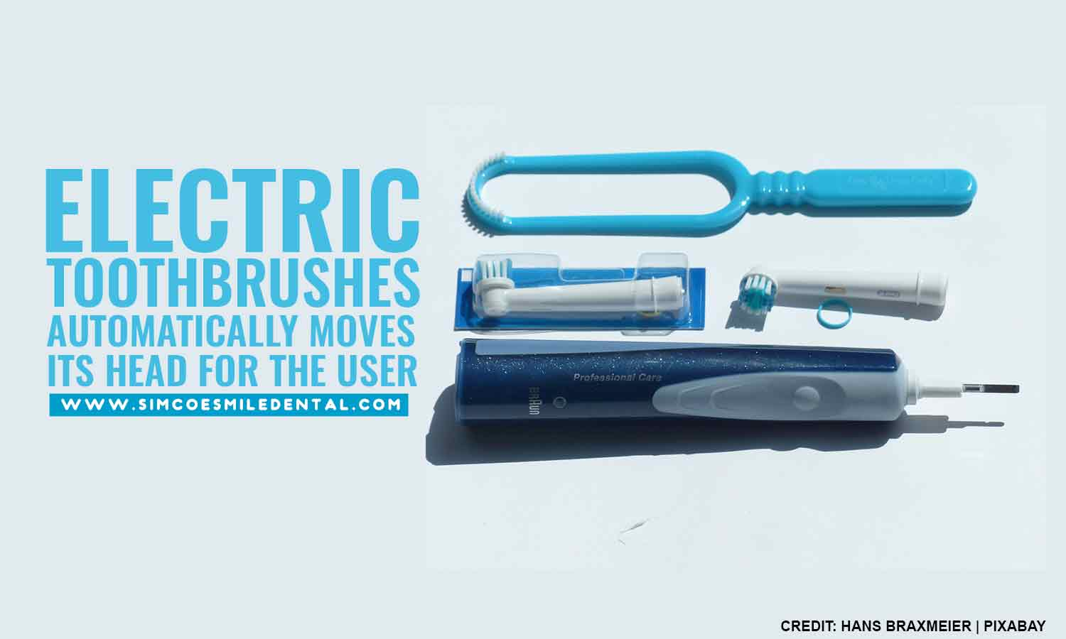 Electric-toothbrushes-automatically-moves-its-head-for-the-user How to Pick the Right Toothbrush for You
