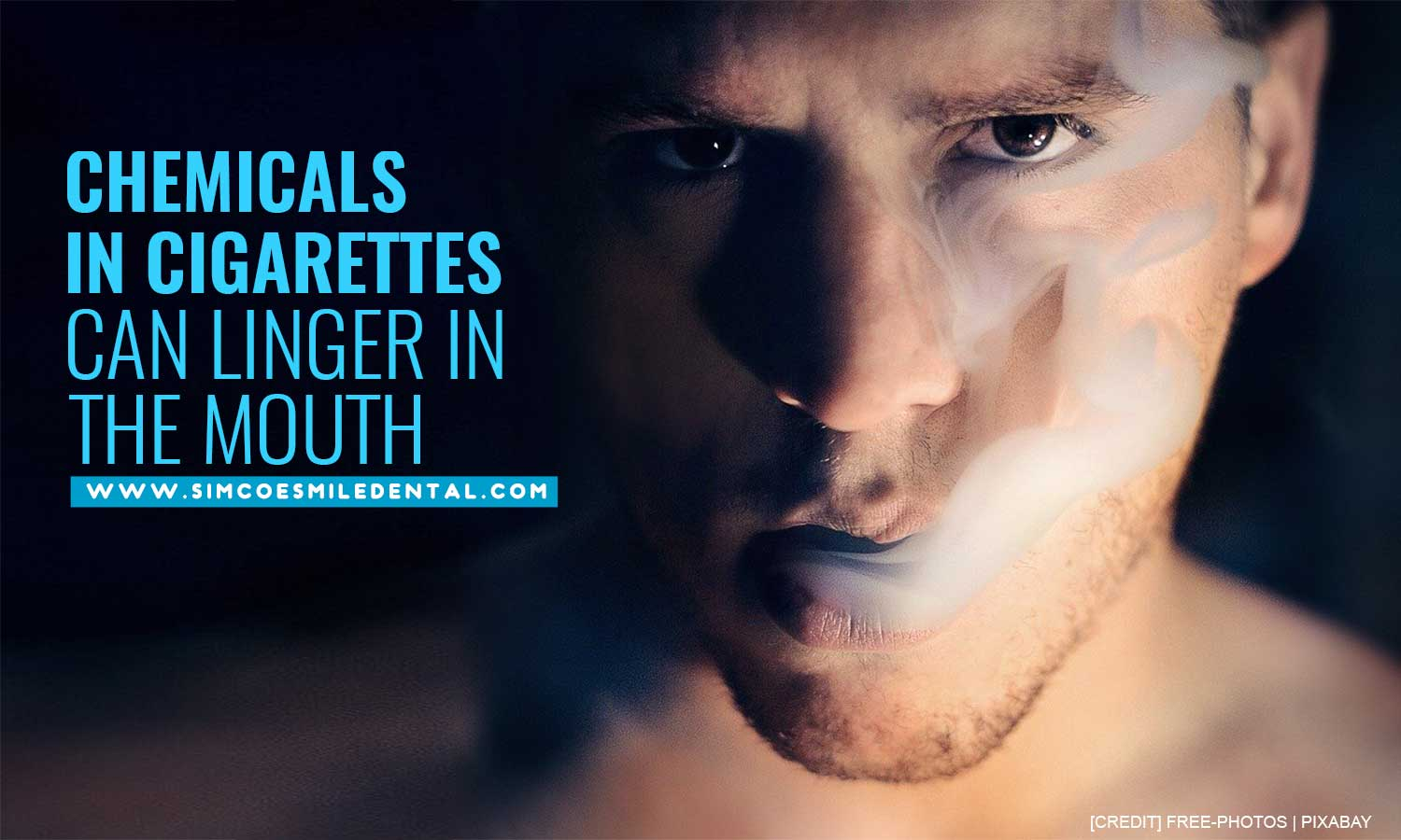 Chemicals-in-cigarettes-can-linger-in-the-mouth Halitosis and Your Oral Health