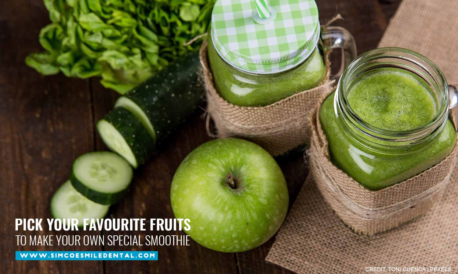 Pick-your-favourite-fruits-to-make-your-own-special-smoothie 9 Easiest Foods for New Braces