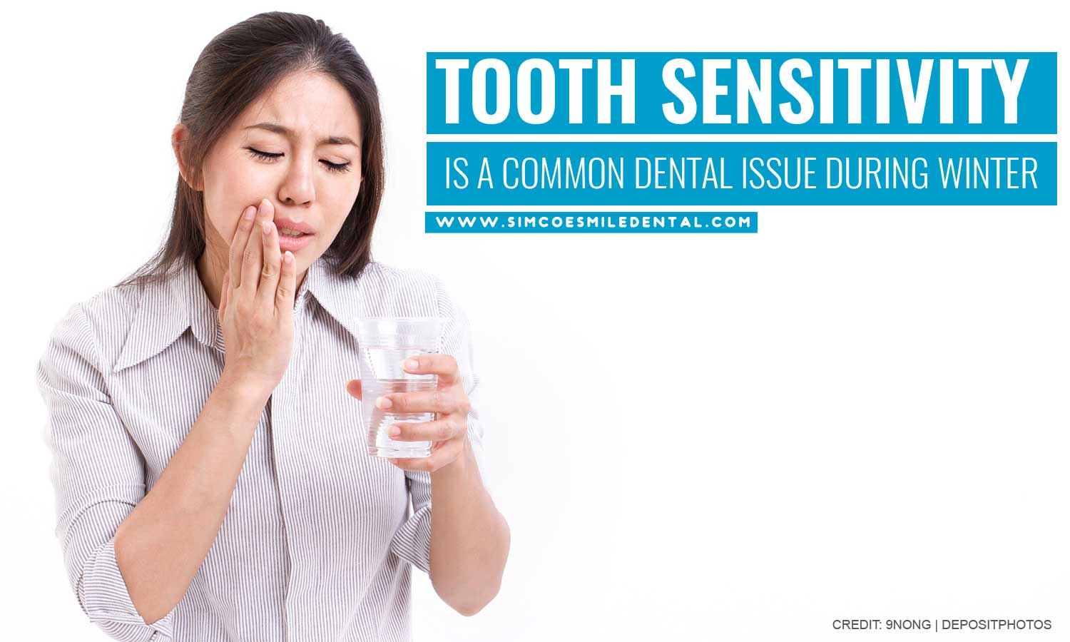 Tooth-sensitivity-is-a-common-dental-issue-during-winter How Winter Can Affect Your Dental Health