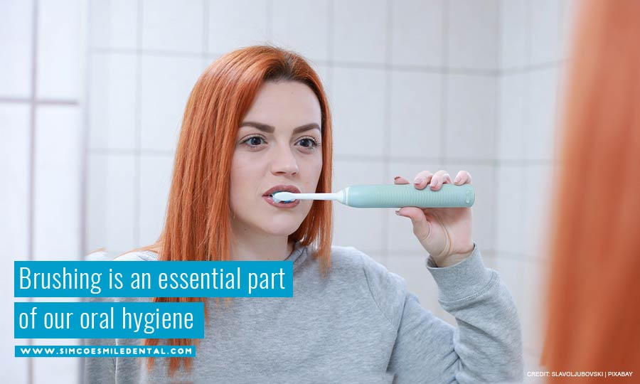 Brushing-is-an-essential-part-of-our-oral-hygiene Things About Your Mouth That Might Surprise You