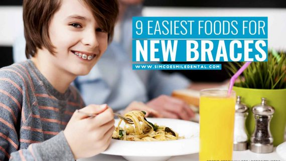 9 Easiest Foods for New Braces