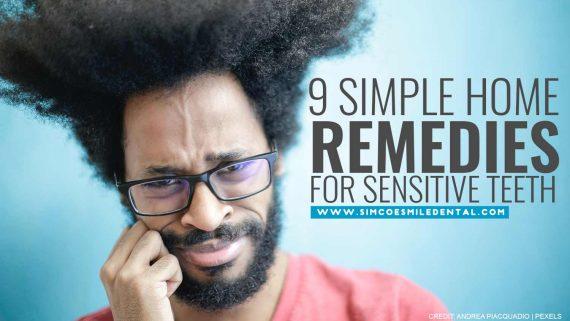 9 Simple Home Remedies for Sensitive Teeth