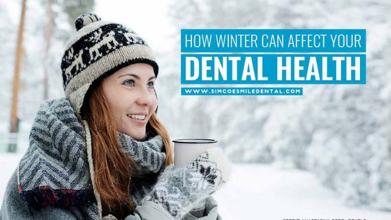 How Winter Can Affect Your Dental Health
