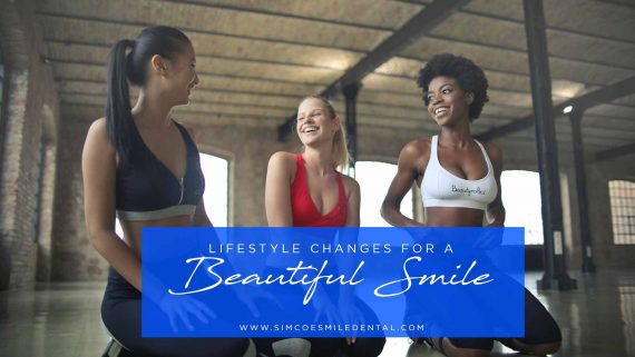 Lifestyle changes for a beautiful smile